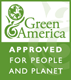 Green America approved icon