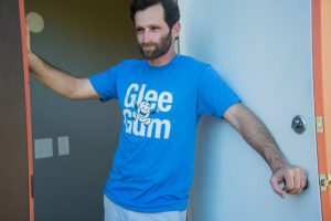 Glee-Tee-Shirt-In-Action