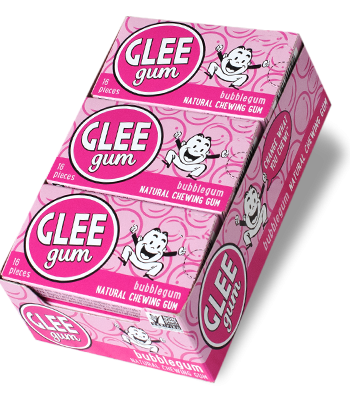 Bubblegum Glee Gum Case