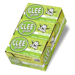 Lemon-Lime Sugar-Free Glee Gum Case