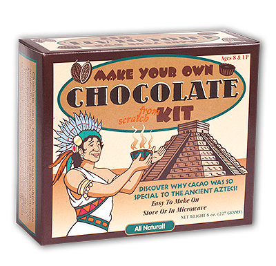 Make Your Own Chocolate Kit from Glee Gum