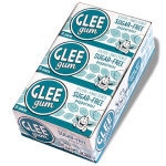 Peppermint Sugar-Free Glee Gum Case