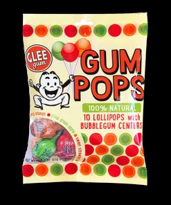 Glee Gum Pops Bag
