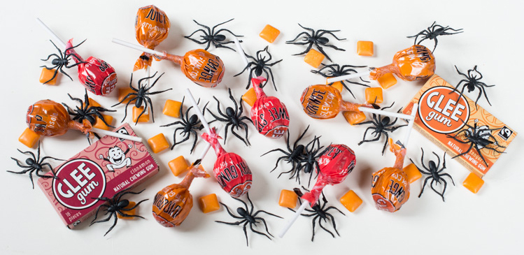 Halloween Pops and Gum
