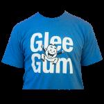 Glee Gum Tee Shirt - Blue