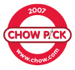2017 Chow Pick Badge