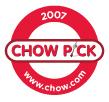 2017 Chow Pick Badge