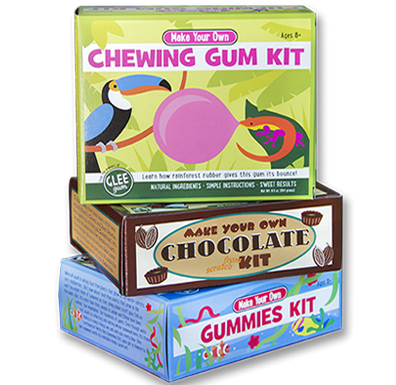 Make Your Own Candy Kits from Glee Gum