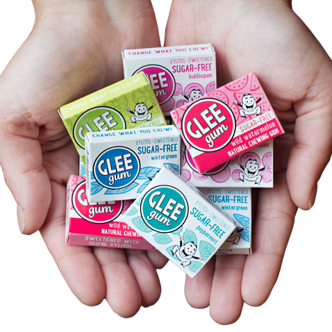 Mini Sugar-Free Glee Gum