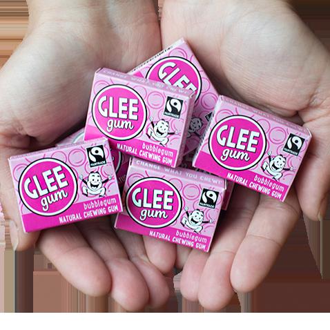 Bubblegum Mini Glee Gum