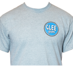 Grey Glee Gum Tee Shirt