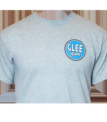 Grey Glee Gum Tee Shirt