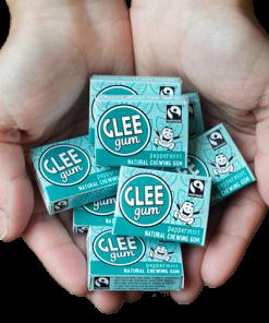 Peppermint Mini Glee Gum