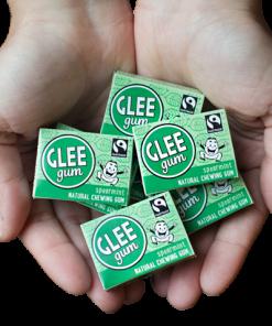 Spearmint Mini Glee Gum