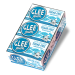 Sugar-Free Wintergreen Glee Gum Case