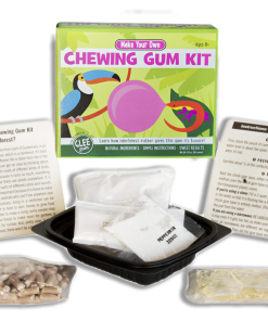 Make Your Own Chewing Gum Kit with Ingredients