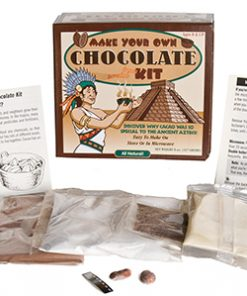 Make Your Own Chocolate Kit with Ingredients