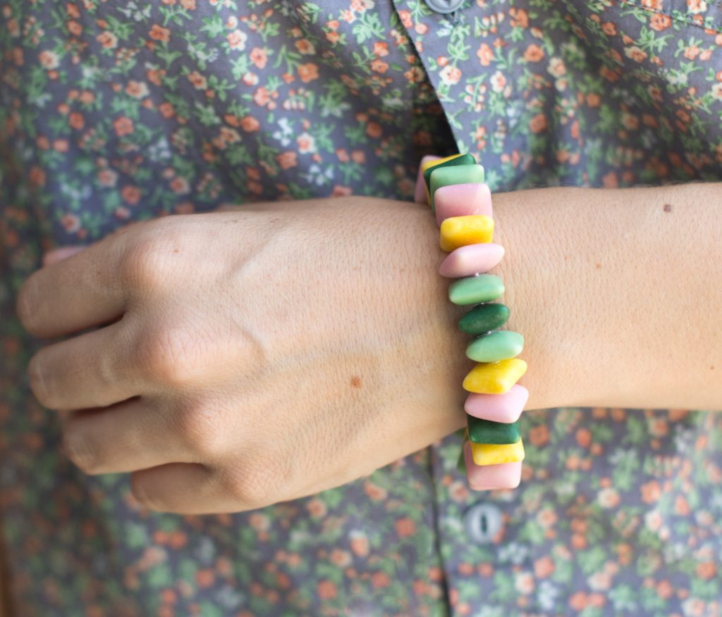 Diy Candy Jewelry With Gum Glee