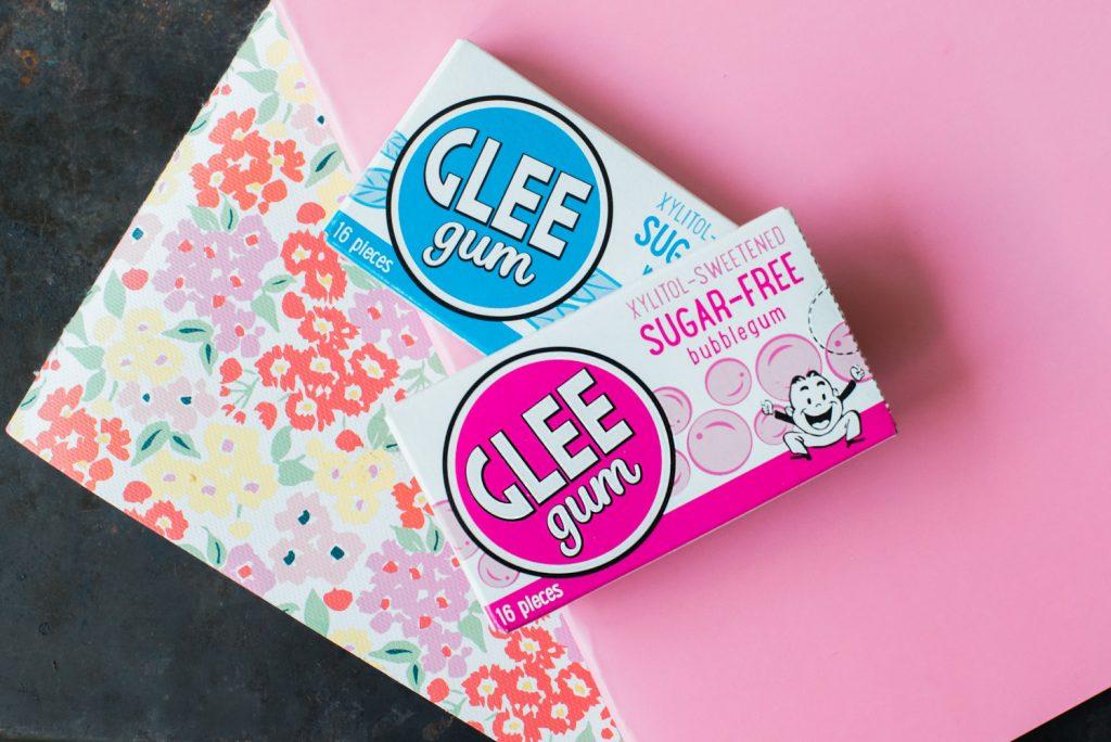 Win free Glee Gum cases