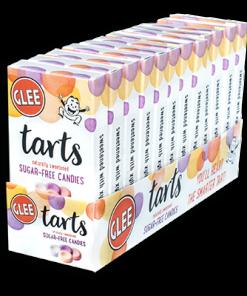ugar-Free Glee Tarts Case - Angle