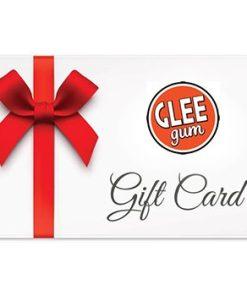 Glee Gift Card