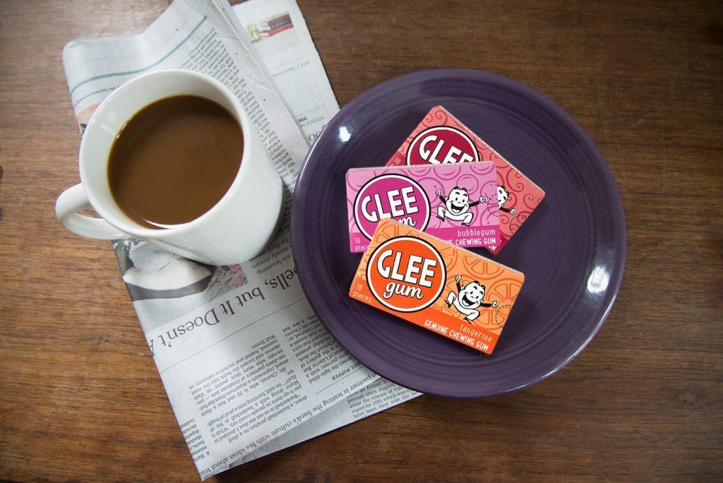 Glee Coffee Gum